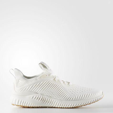 hot sale online 91e47 cdb75 Alphabounce EM Undye Shoes White 10 Mens