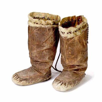 Baffinland Inuit Boots | Inuit, Inuit