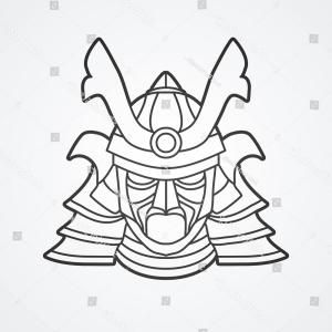 Afro Samurai Vector Art Png Drawing Samurai Tattoo Sketch Japanese Samurai Gho Samurai Tattoo Tattoo Design Drawings Tattoo Sketches