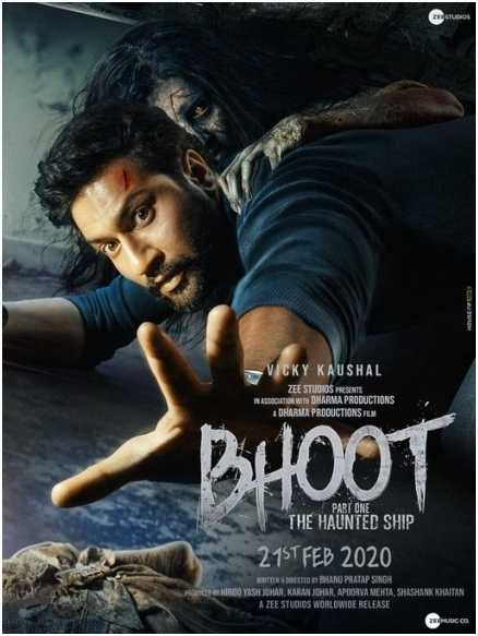 Bhoot The Haunted Ship 2020 Hindi Movie 350mb Pre Dvdrip 480p Download In 2020 Hindi Movies Full Movies Download Download Movies