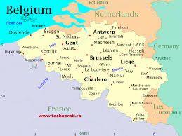 Belgia Harta Căutare Google Hartă Căutare