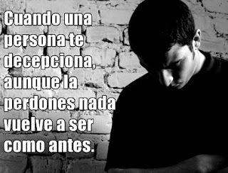 Imagenes De Decepcion De Amor Para Hombres Imagen De Decepcion