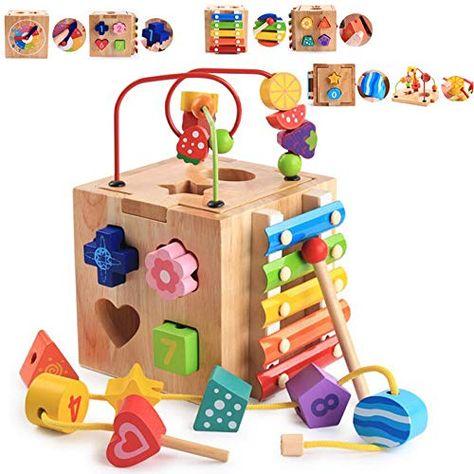 36 pcs Baby Kids Alphanumeric Educational Puzzle Blocks Infant Child Toy Gift JG