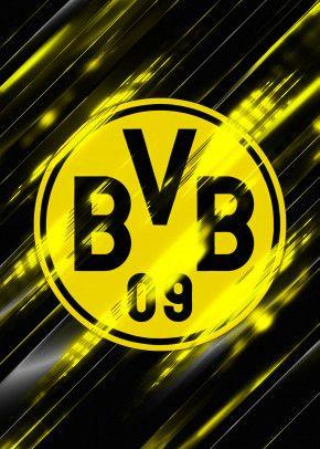 Borussia Dortmund Sport Poster Print Metal Posters Displate Bvb Dortmund Bvb Borussia Dortmund