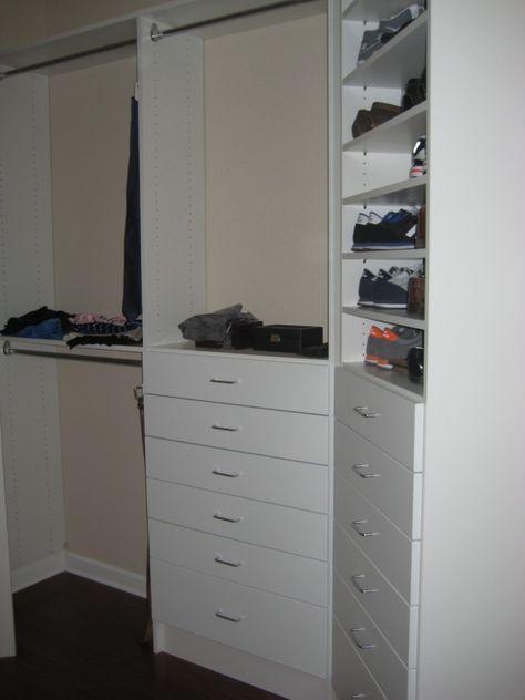 Custom Closet   Recent Work   Affordable Closet Concepts