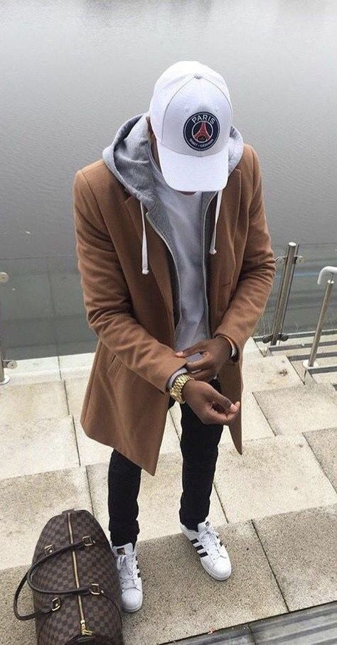 19 Savvy Hoodie Outfit for MEN: Honcho Lifestyle Source by shopthecovering Hoodie Outfit Casual, Casual Outfits, Men Casual, Formal Outfits, Casual Styles, Outfits For Men, Winter Outfits Men, Fall Outfits, Casual Winter