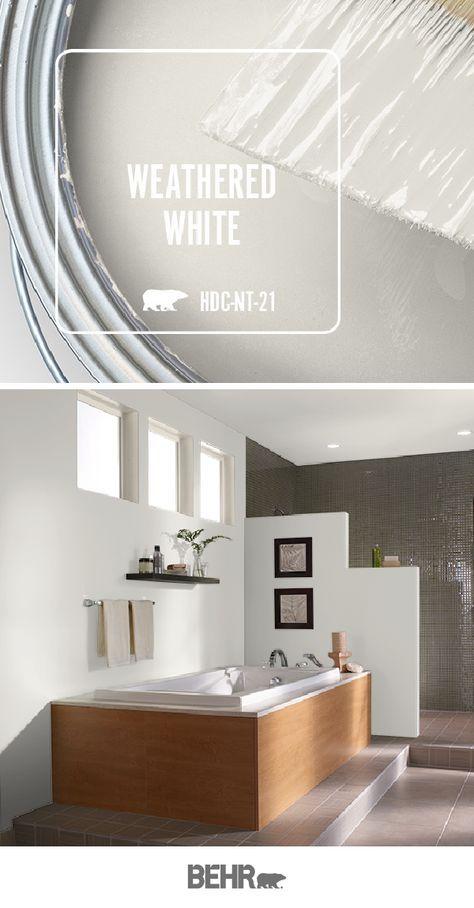 Bathroom Paint Colors Behr Neutral 67 Ideas In 2020 Paint Colors For Home Exterior Paint Colors For House Behr Paint Colors
