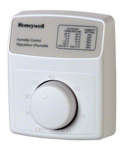 The H8908a Humidistat And H8908d Dehumidistat Honeywell Thermostats Honeywell Programmable Thermostat