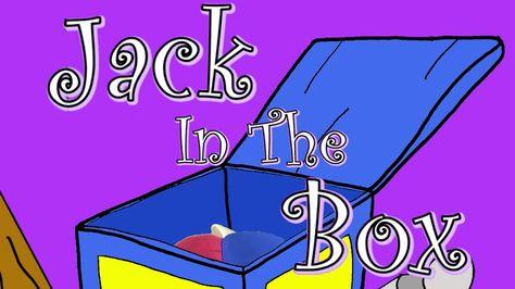 Jack In The Box | Kids Nursery