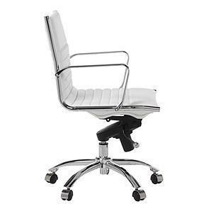 Malcolm Desk Chair White Office Chairs Home Office