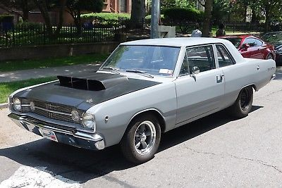 Ebay 1968 Dodge Dart Two Door Sedan 1968 Dodge Dart 2 Dr Post