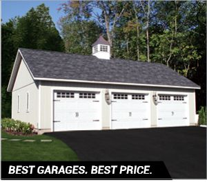 3 Car Garage For Sale Three Car Detached Garage Multi Car Storage Detached Garage Cost Garage Plans Detached Detached Garage Designs