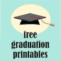 list of pinterest congratulations gift graduation free printable
