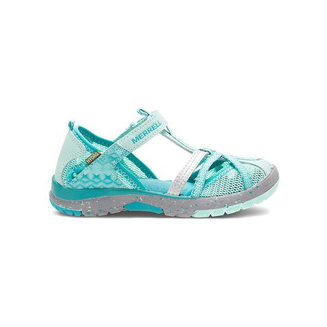 5efed88e8c47 Merrell Hydro Monarch Kids  Sandals (61 CAD) ❤ liked on Polyvore featuring  girls