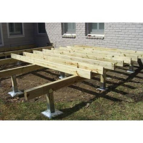 Visit The Home Depot to buy Deck Foundation System Post 30163