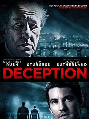 Amazon Co Uk Watch Deception Prime Video Prime Video Artwork