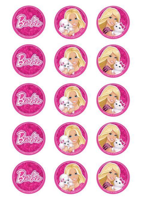 Lecture D Un Message Mail Orange Cupcakes Barbie Anniversaire Theme Mickey Anniversaire De Barbie