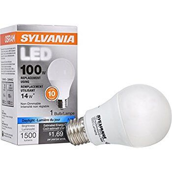 Free Sylvania Led A19 Light Bulbs At Shoprite 1 14 Dimmable Led Lights Light Bulb Sylvania Led