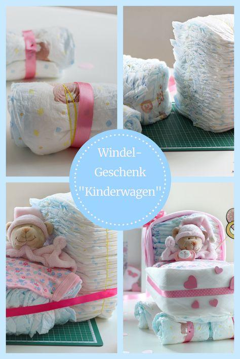 Bekannt Windelbär Bastelanleitung – Süßen Teddy aus Windeln selber machen GQ43