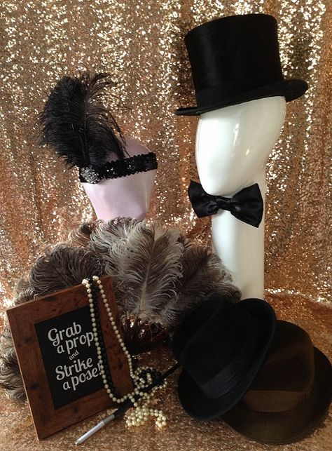 Booth in a Box  1920s Great Gatsby Glamour DIY by PuddingBridge, £65.00