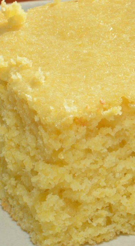 Knock Your Socks Off Cornbread ~ This cornbread isn't loaded with corn, bacon…