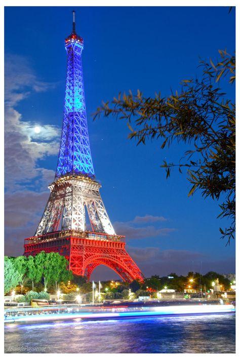 Un hermoso símbolo de Francia.
