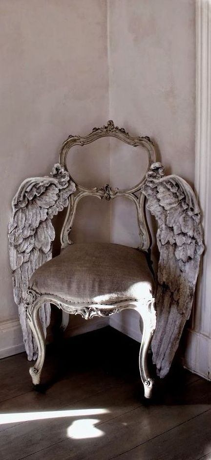 Des Anges Dans La Déco ! | Spanish, Peace And Angel Wings