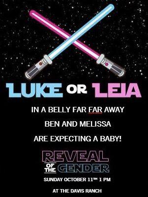 Star Wars Gender Reveal Invite Star Wars Gender Reveal Party Invitation Star Wars Gender Reveal Invitations Star Wars Party Invite