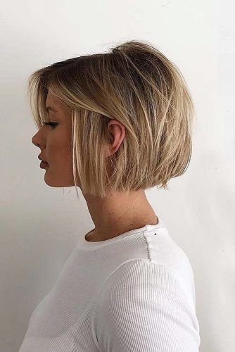 45 Versatile Medium Bob Haircuts To Try Lovehairstyles Com Hair Styles Medium Hair Styles Thick Hair Styles