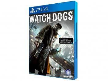 Watch Dogs Para Ps4 Ubisoft Magazine Boalinha Ps4 Xbox One Jogos De Acao
