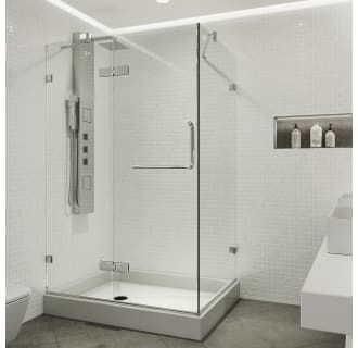 Vigo Vg601148wl Frameless Shower Enclosures Shower Enclosure