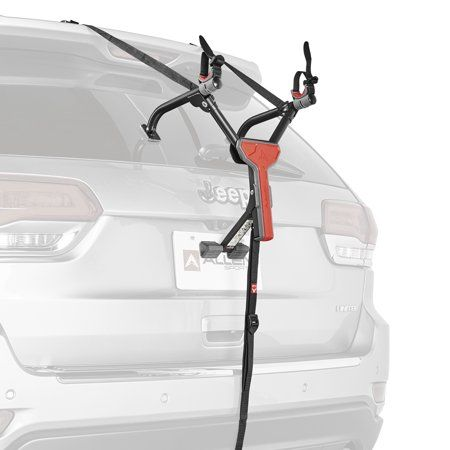 Allen Sports Ultra Compact 1 Bicycle Trunk Mounted Bike Rack