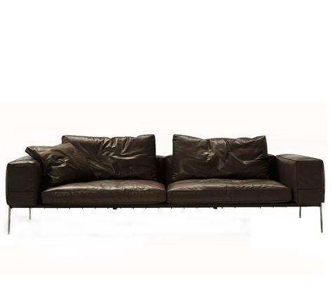 Lifesteel Is A Sofa Collection Realized By Antonio Citterio For Flexform It Is Flexform Italian Sofa Sofa