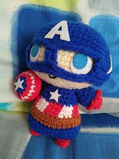 Superhero Amigurumi Ideas | 320x240