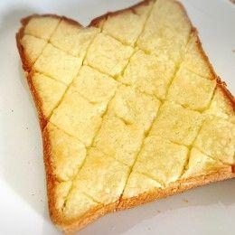 メロンパン トースト