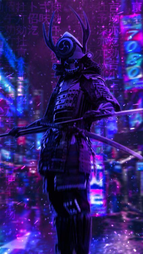 Samurai iPhone Wallpaper - iPhone Wallpapers