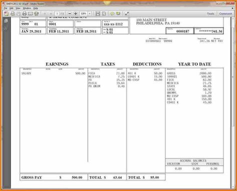 whether Check Stub Template an employee receives paychecks via - payroll sheet template