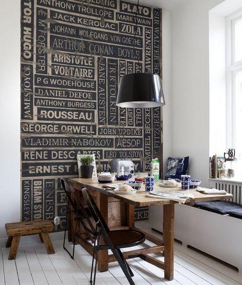 Tapeten Ideen Schoner Wohnen Tapeten Decor Home Home Decor