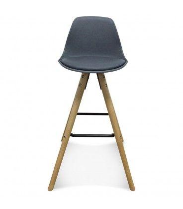 Lot De 2 Chaises De Bar Plan De Travail Copenhague Blanc Chaise Bar Chaise Plan De Travail