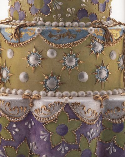 Margaret Braun cakes - Inspiring piping for any crafts