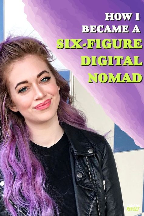 How to Become a Digital Nomad and Make Six Figures