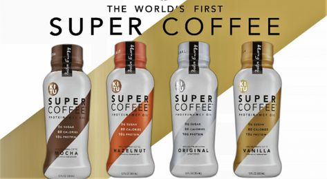 Kitu Life S Super Coffee Brings Shelf Stable Healthy Rtd Coffee To Convenience Services Blended Coffee Healthy Fats Colombian Coffee