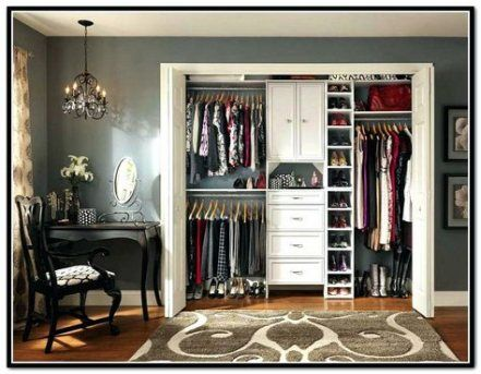 Corner Closet Ideas Ikea 30 Best Ideas Closet Small Master