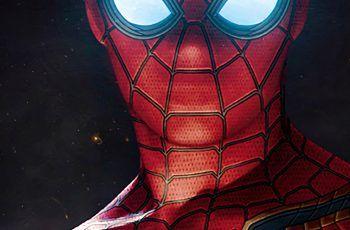 Spider Man In Avengers Infinity War 4k Wallpapers Spiderman