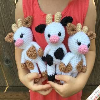 Amigurumi Crochet Animals - All Free Amigurumi Crochet Animal ... | 320x320