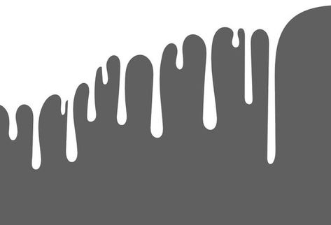 Long Paint Drip Spill Svg File For Vinyl In 2019 Drip