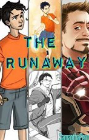 Book 1) The Runaway (A Percy Jackson and The Avengers
