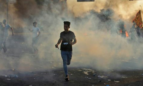 """This News provided by Diplomatic 24.  Iraq's military admitted for the first time on Monday it had used """"excessive force"""" in nearly a week ofdeadly protests, as paramilitary units said they were ready to back the government. More than 100 peoplehave been killedand several thousand wounded in demonstrations increasingly spiralling into violence, with witnesses reporting security forces using water cannons, tear … This News Iraq military admits 'excessive force&#82"""
