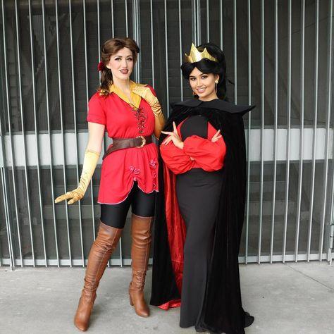 Fashionable Disney fan Allison Erland aka Lady Damfino aka Snow White invites us into the secret world of