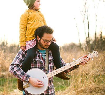 We've got a full stock of Deering Goodtime banjos  The best
